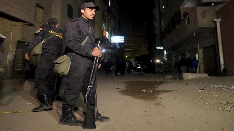 مصرع انتحاري حاول سرقة بنك في مصر