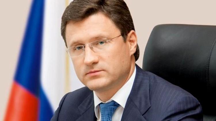 نوفاك: توريد الغاز لأوكرانيا مرتبط بمواقف كييف