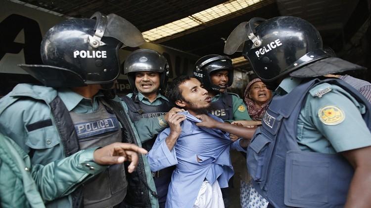 بنغلادش تعتقل الآلاف في حملة ضد التطرف