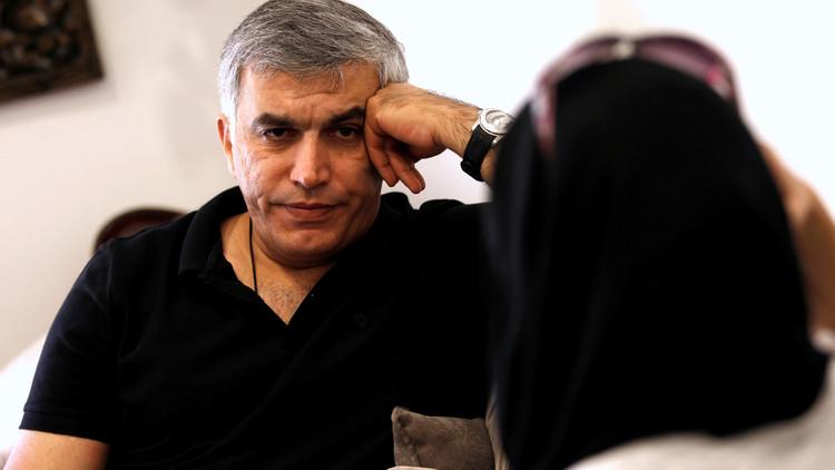 اعتقال الناشط البحريني نبيل رجب مجددا