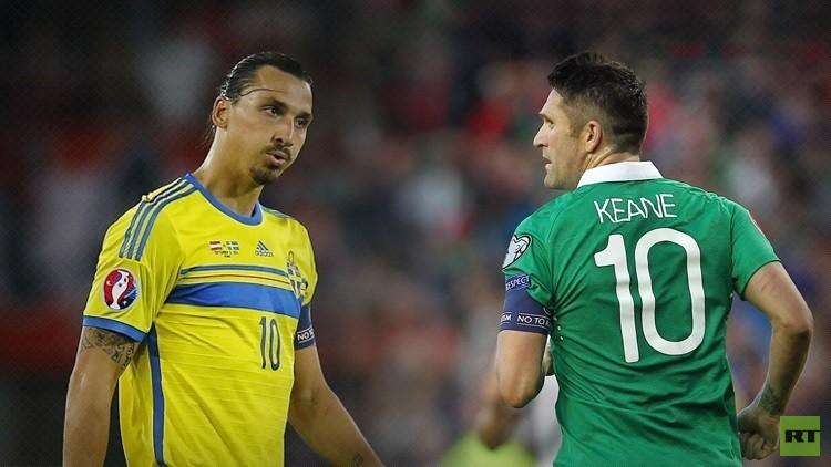 تشكيلة إيرلندا والسويد .. (يورو 2016)