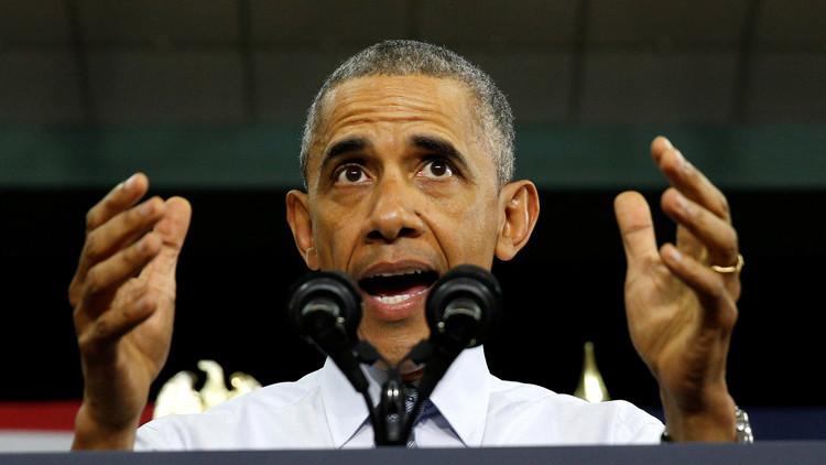 أوباما: علينا إعادة النظر في سياسة بيع الأسلحة