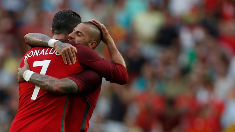 البرتغالي كواريجما يسابق الزمن لمواجهة إيسلندا