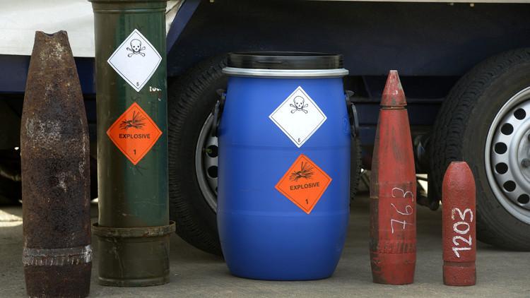 تقدم التحقيق بشأن الهجمات الكيميائية في سوريا