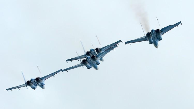 طائرات أطلسية تعترض مقاتلات روسية فوق بحر البلطيق
