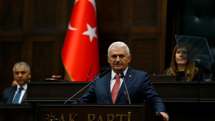 يلدريم: لن نسمح بقيام كيانات جديدة شمالي سوريا