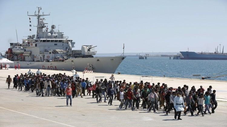 حملة أممية ضد تهريب الأسلحة قبالة سواحل ليبيا