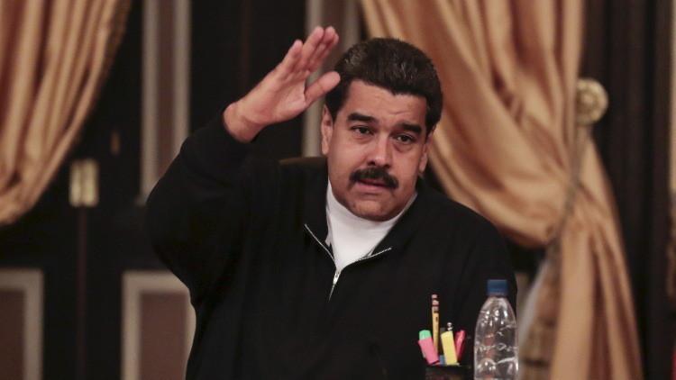 مادورو يدعو واشنطن للتطبيع مع اشتداد الاحتجاجات