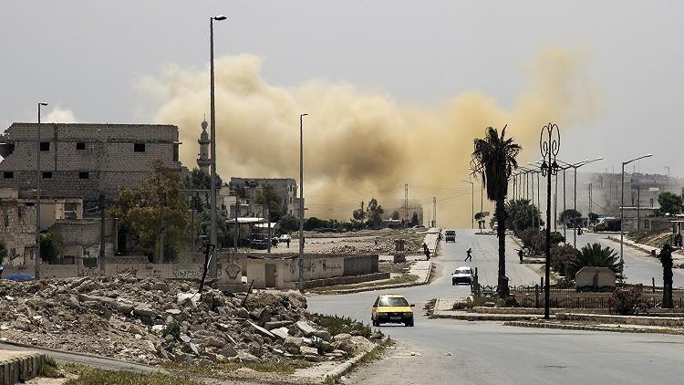 70 قتيلا باشتباكات عنيفة في حلب