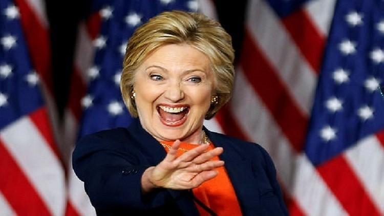 كلينتون تفوز بالجولة الأخيرة من الانتخابات التمهيدية