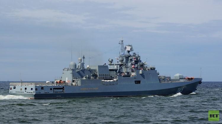 تعزيز أسطول البحر الأسود ردا على تزايد نشاط الناتو