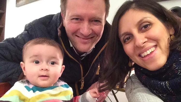 موظفة إيرانية بريطانية متهمة بالعمل على قلب النظام