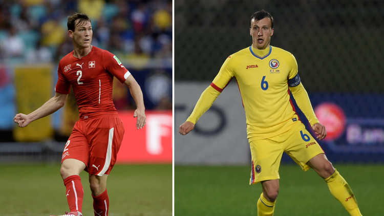 تشكيلة رومانيا وسويسرا .. (يورو 2016)
