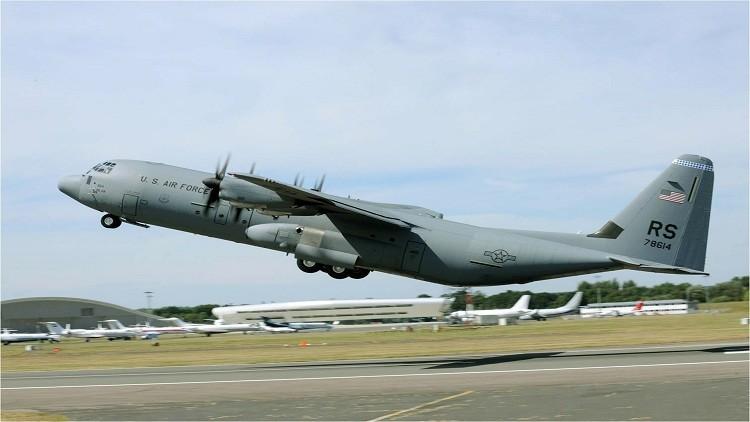 طائرة تجسس أمريكية بالقرب من حدود روسيا