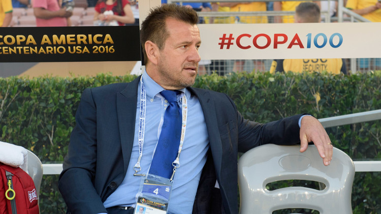 رسميا .. إقالة مدرب البرازيل
