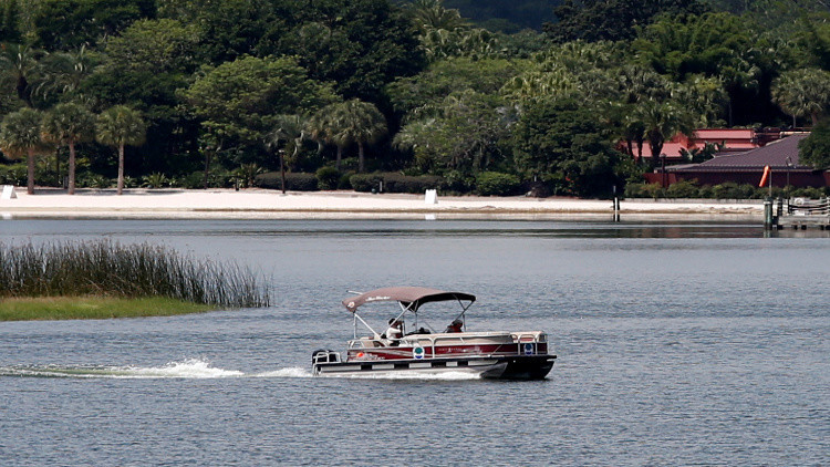 العثور على ضحية تمساح فلوريدا