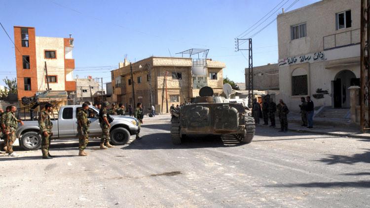 سانا: مسلحون يهاجمون نقطة للجيش السوري قرب دمشق باستخدام مواد سامة وحالات اختناق