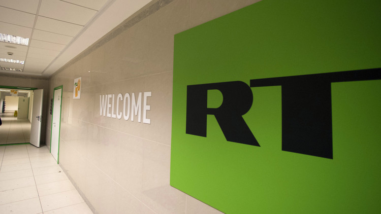 شبكة RT تحصد 12 جائزة أمريكية
