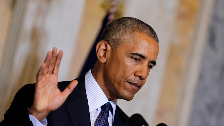 أوباما يواجه اتهامات بتلقي رشوة من رجل أعمال روسي