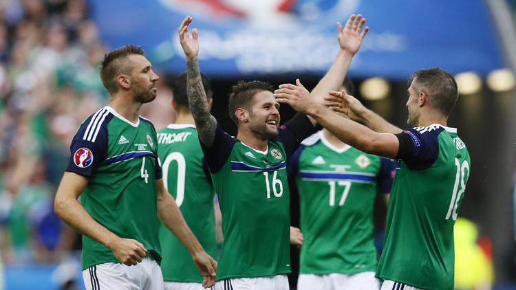 إيرلندا الشمالية تستعيد آمالها في اليورو بعد فوزها على أوكرانيا
