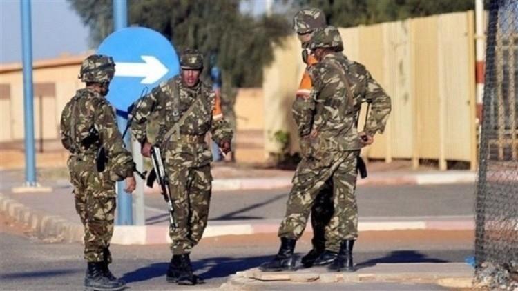 الجيش الجزائري يعثر على مخازن أسلحة شرق البلاد