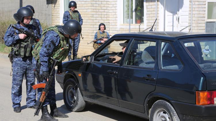 مقتل 4 من قوات الأمن و6 مسلحين في داغستان