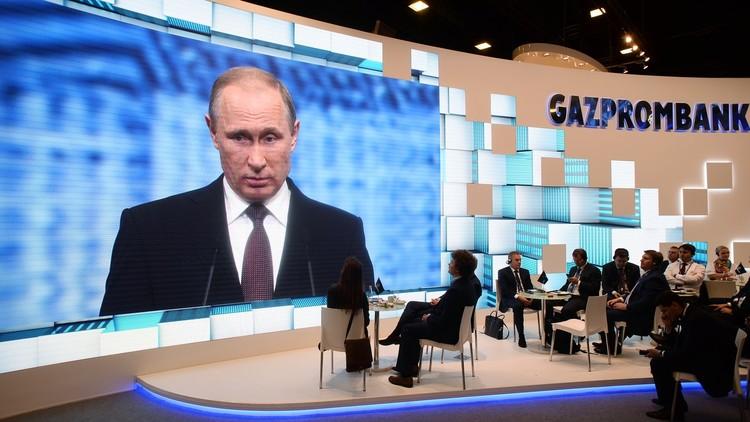 بوتين: هدفنا الرئيس منع تفكك سوريا