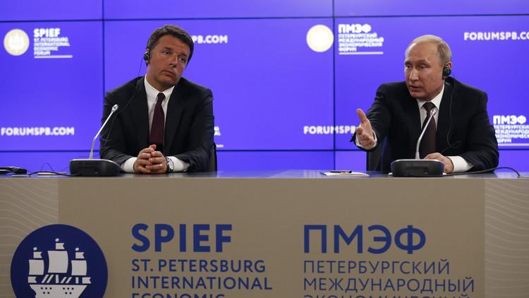 بوتين: لا علاقة بين تنامي النزعات القومية في أوروبا والسياسة الروسية