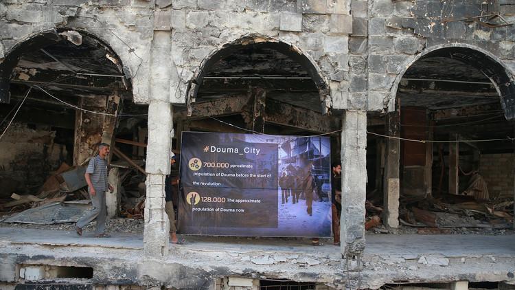 حميميم: 5 انتهاكات للهدنة في سوريا