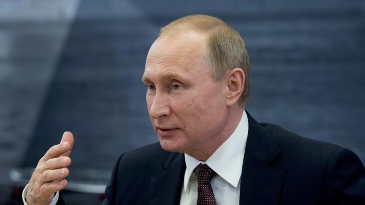 بوتين: صاروخ أمريكي جديد سيمثل تهديدا للقدرات النووية الروسية