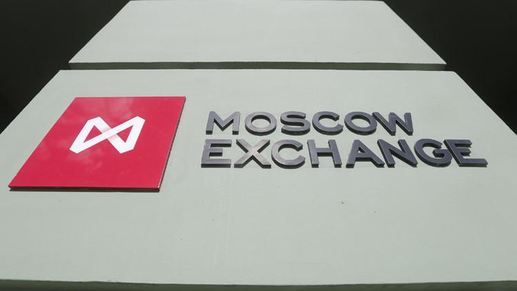 بورصة موسكو تنهي تعاملات الأسبوع في المنطقة الخضراء