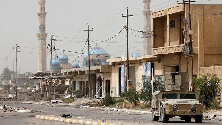 القوات العراقية تفتح جبهة ثانية جنوبي الموصل