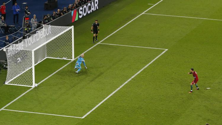 رونالدو يتسبب في خسارة البرتغال لنقطتين في