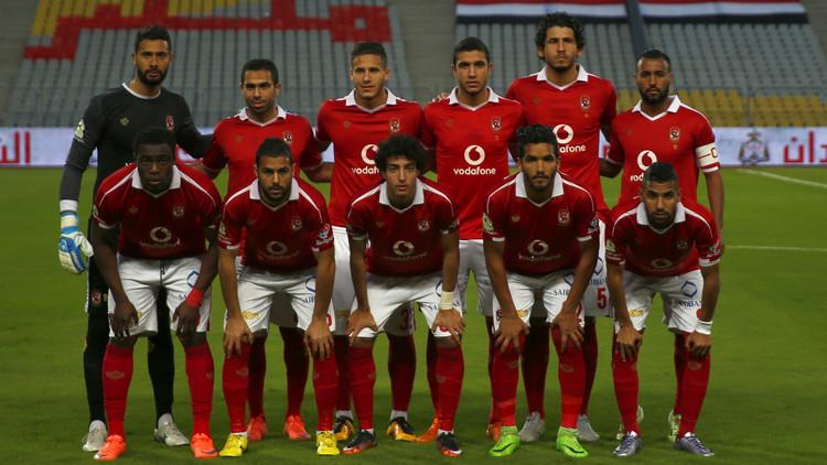 الأهلي المصري يسقط أمام زيسكو الزامبي