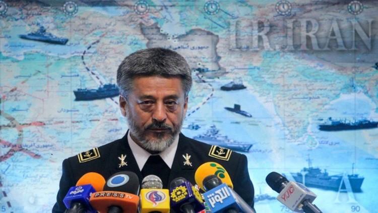 القوى البحریة الإيرانیة تخطط لمخر عباب الأطلسي