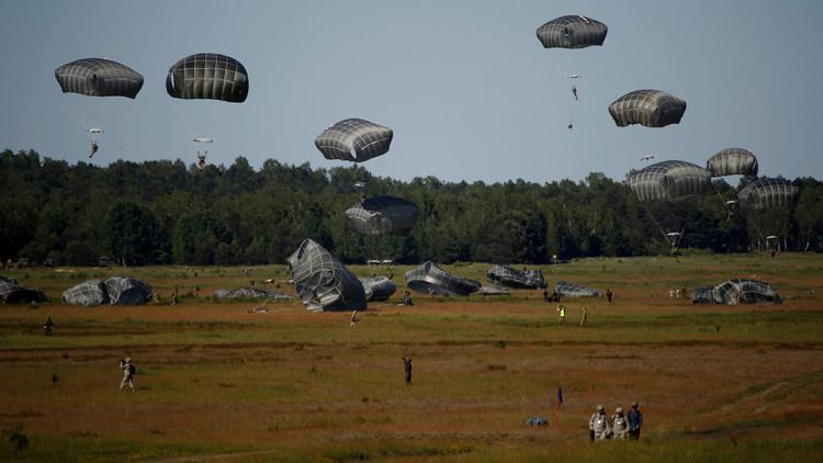 ألمانيا تنتقد مناورات الناتو بالقرب من الحدود الروسية