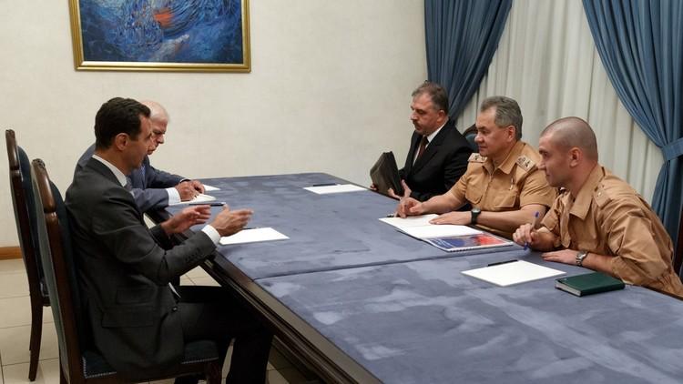 صحيفة: الأهداف الحقيقية لزيارة وزير الدفاع الروسي إلى سوريا