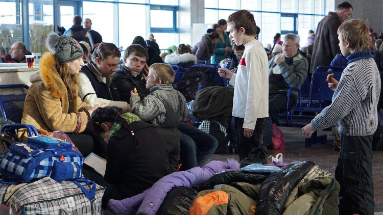 روسيا الرابعة عالميا في تلقي طلبات اللجوء