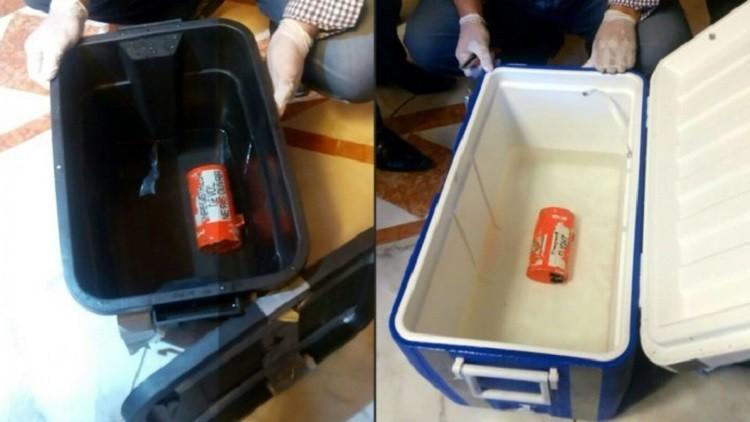 محققون: الصندوقان الأسودان للطائرة المصرية المنكوبة تعرضا لتلف شديد