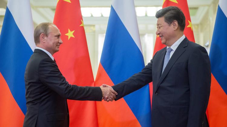 بوتين إلى الصين السبت المقبل