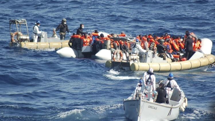 الاتحاد الأوروبي يمنح قواته حق تفتيش السفن في المتوسط