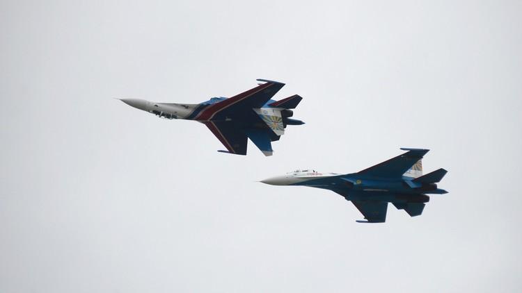 مقاتلات الناتو تحاول اعتراض طائرات روسية