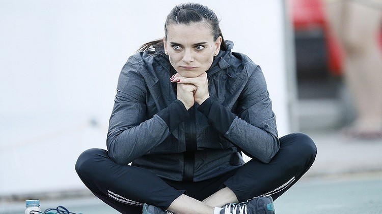 ايسينباييفا تحسم الجدل حول مشاركتها في أولمبياد ريو