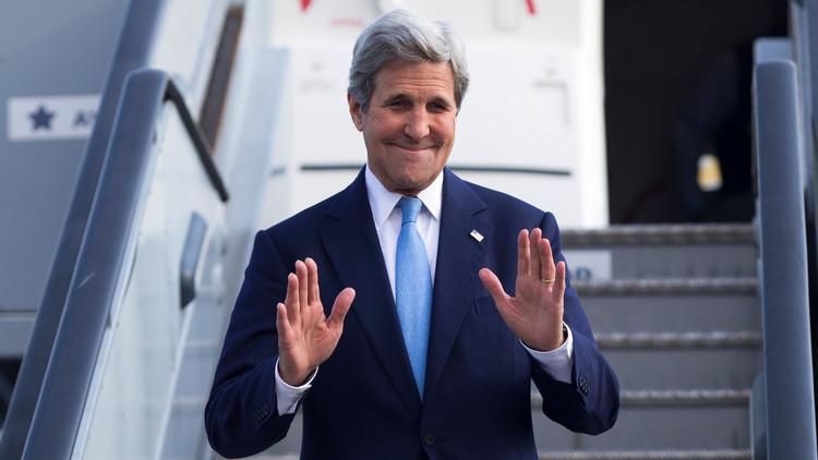 كيري عن رسالة الدبلوماسيين الداعية إلى استهداف الأسد: قرأتها وهي جيدة جدا