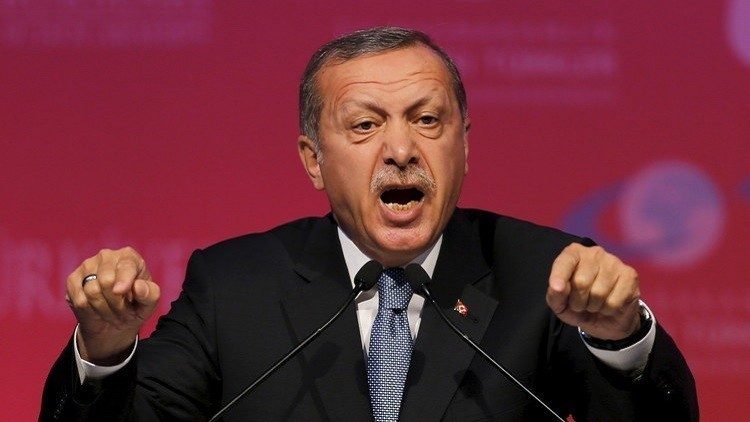 أردوغان يندد بالاعتداء على متناولي الكحول في رمضان