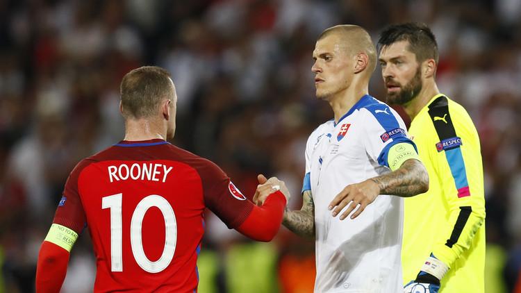 يورو2016.. إنجلترا وصيفة وسلوفاكيا تبقي على حظوظها - فيديو