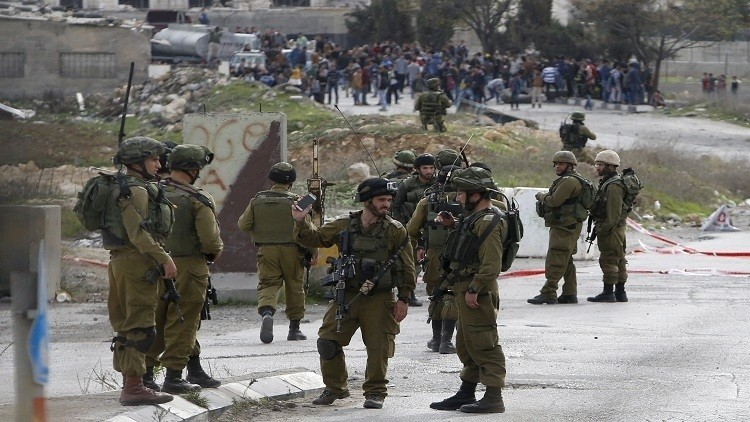 مقتل فلسطيني وإصابة 4 برصاص الجيش الإسرائيلي غرب رام الله
