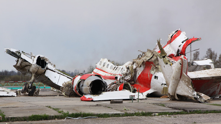 سجن جنرال بولندي على خلفية تحطم طائرة الرئاسة