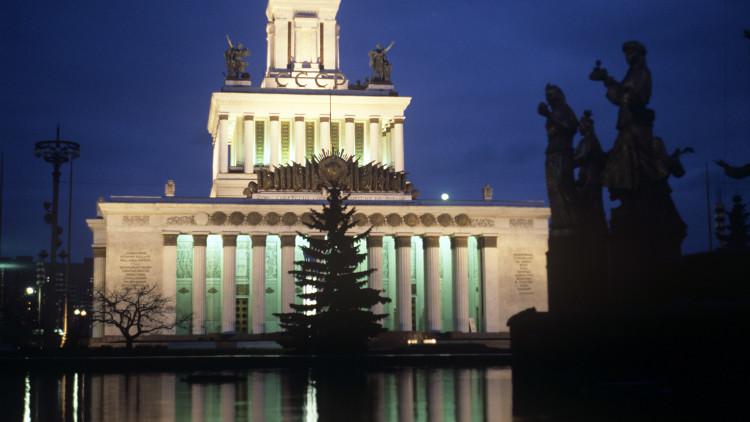 معرض المنجزات الوطني الروسي ينظم رحلات ليلية صيفية