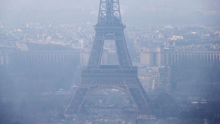 الجو الملوث يسبب 48 ألف وفاة سنويا في فرنسا